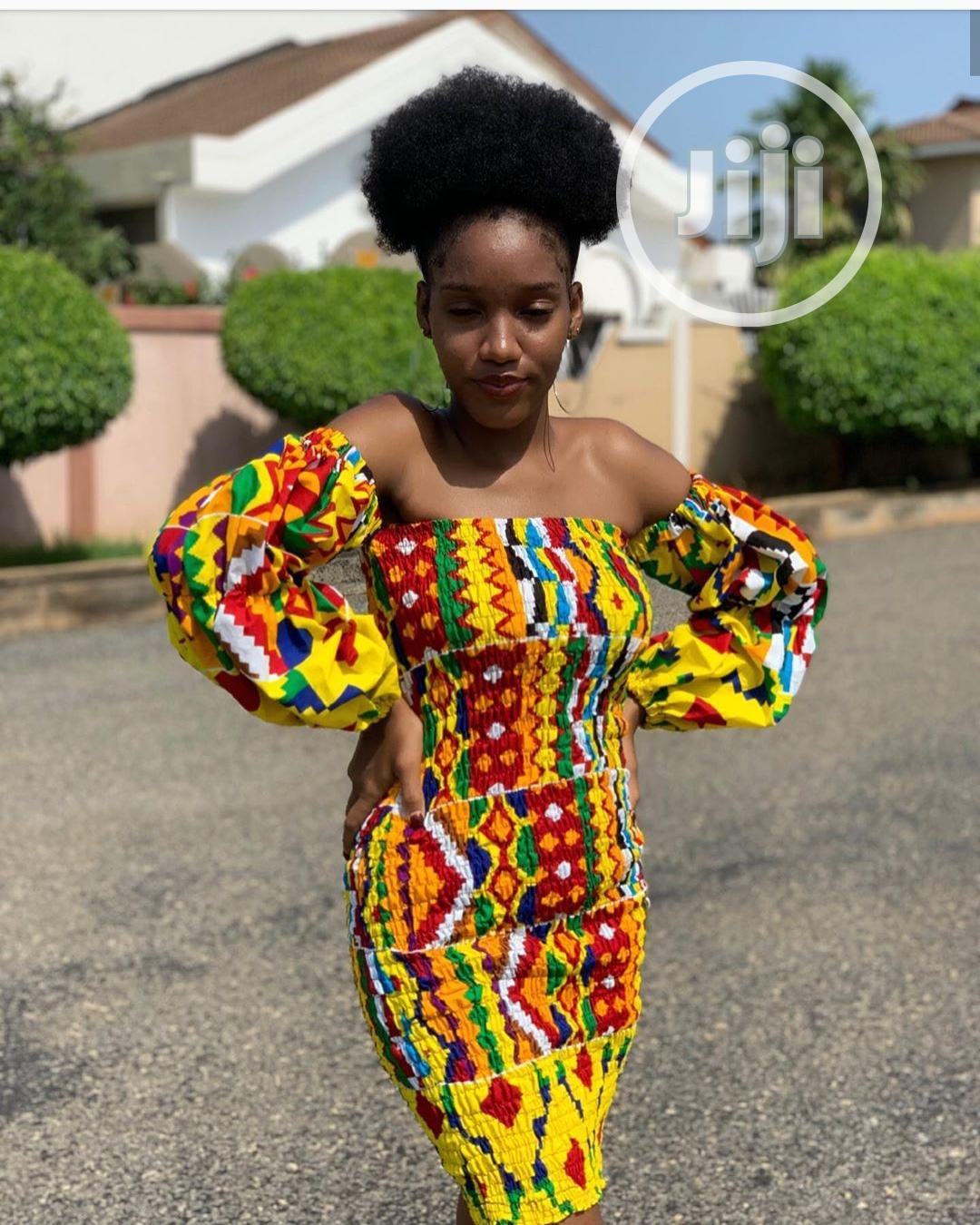 Archive: Ready Made African Prints Clothings