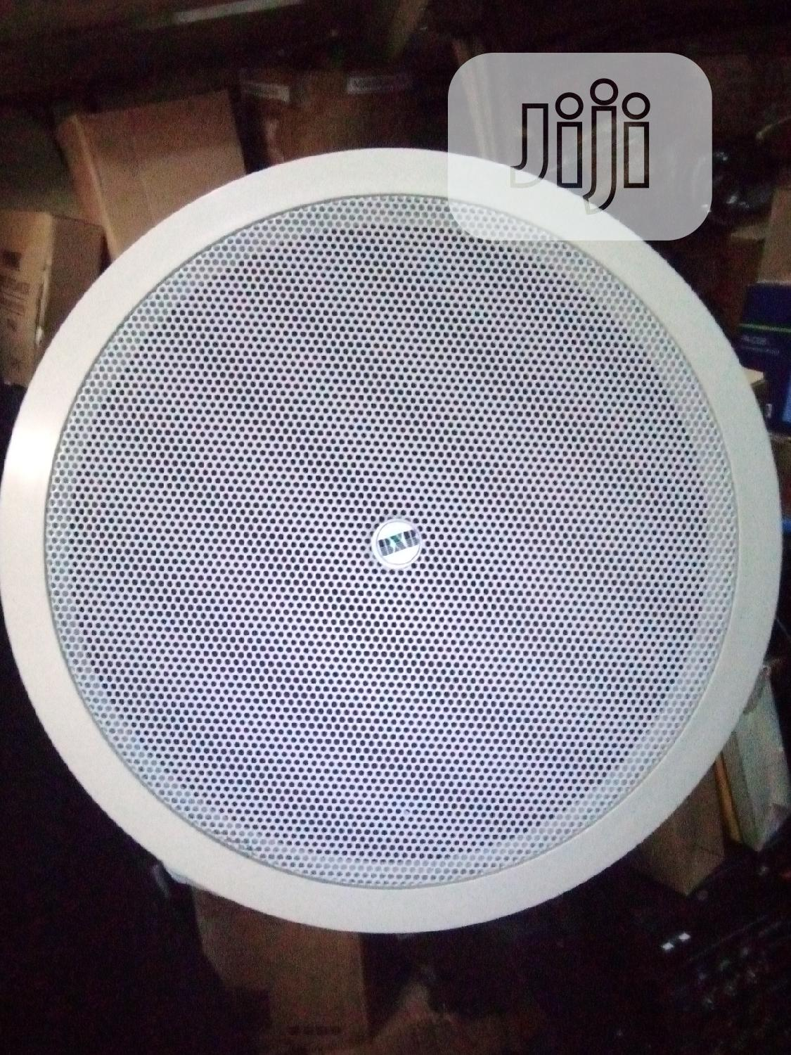 BXB Ceiling Speaker 40watts | Audio & Music Equipment for sale in Ojo, Lagos State, Nigeria