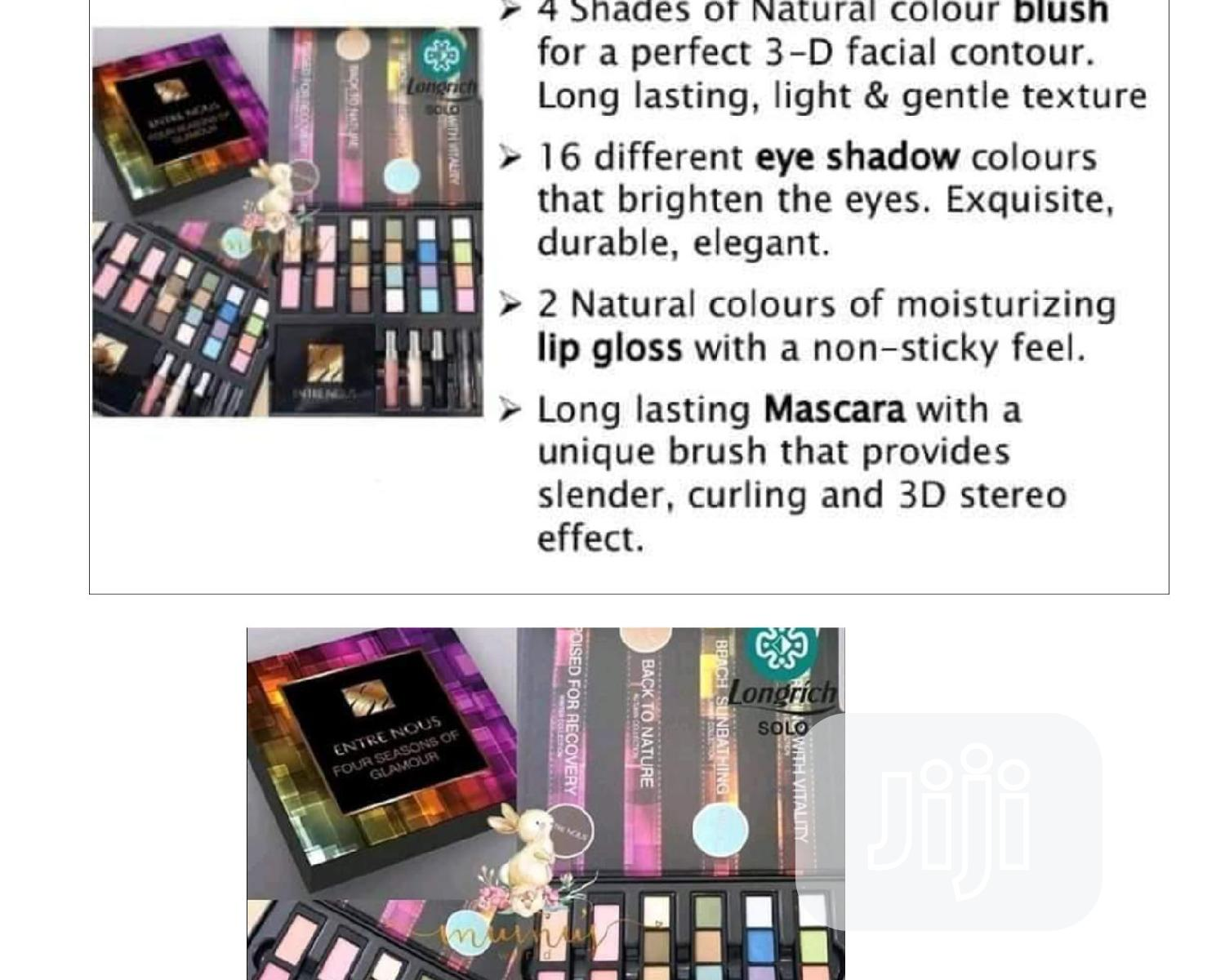 Longrich Evergreen Makeup Palette | Makeup for sale in Ajah, Lagos State, Nigeria