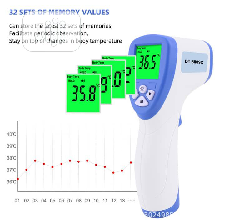 Non Contact Infrared Thermometer | Medical Equipment for sale in Oshodi, Lagos State, Nigeria