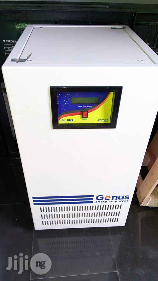 Genus 10kva 180v Inverter In Ojo Solar Energy Royal Solar Shop Jiji Ng For Sale In Ojo Buy Solar Energy From Royal Solar Shop On Jiji Ng