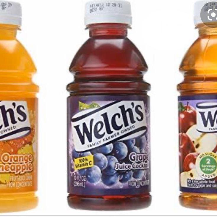 Welch Juice