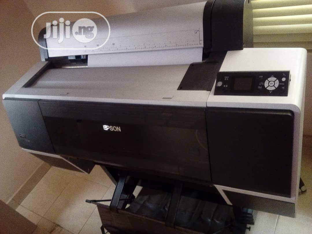 Used Epson Stylus Pro 7700 Printer | Printing Equipment for sale in Ajah, Lagos State, Nigeria