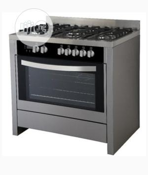 Scanfrost 5 Burner Gas Cooker SFC-9502SS (1 WOK + 4 NORMAL)   Kitchen Appliances for sale in Abuja (FCT) State, Jikwoyi