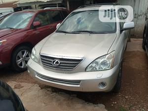 Lexus RX 2007 400h AWD Silver | Cars for sale in Oyo State, Ibadan