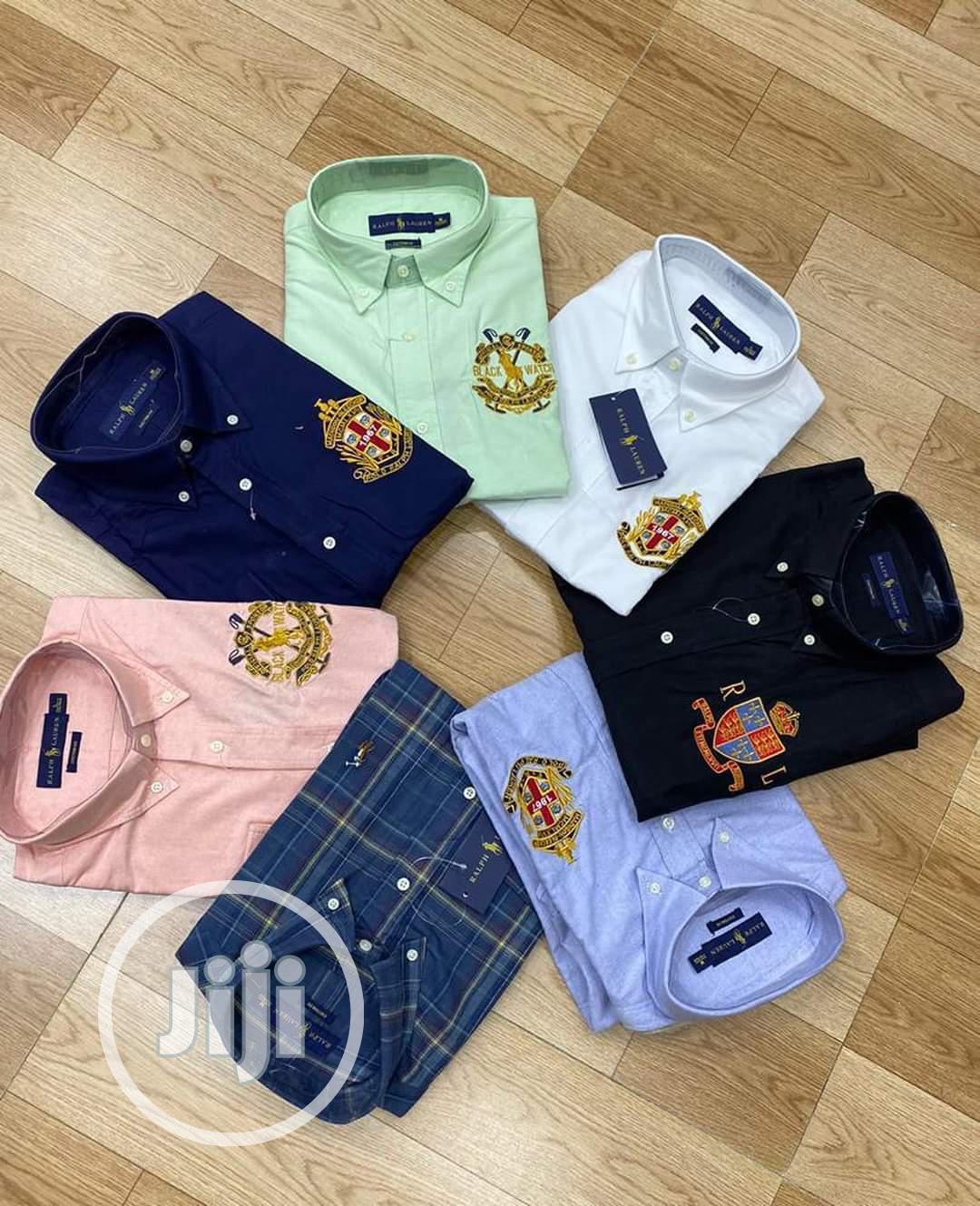 Quality Turekey Polo-ralph Lauren Shirt.