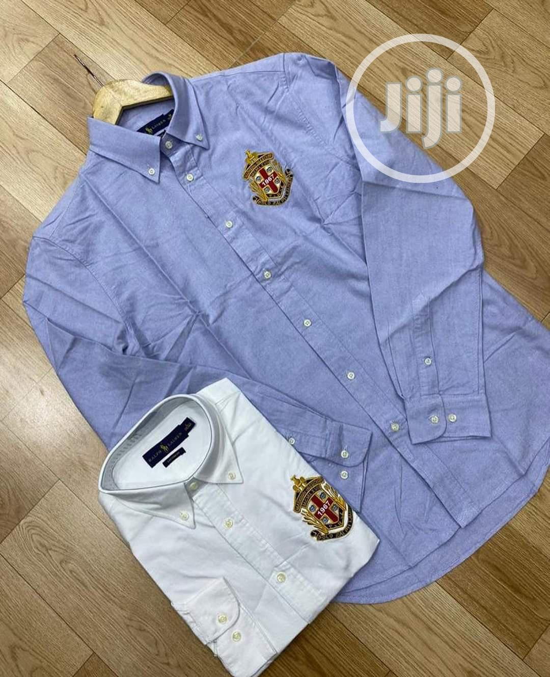Quality Turekey Polo-ralph Lauren Shirt.   Clothing for sale in Surulere, Lagos State, Nigeria