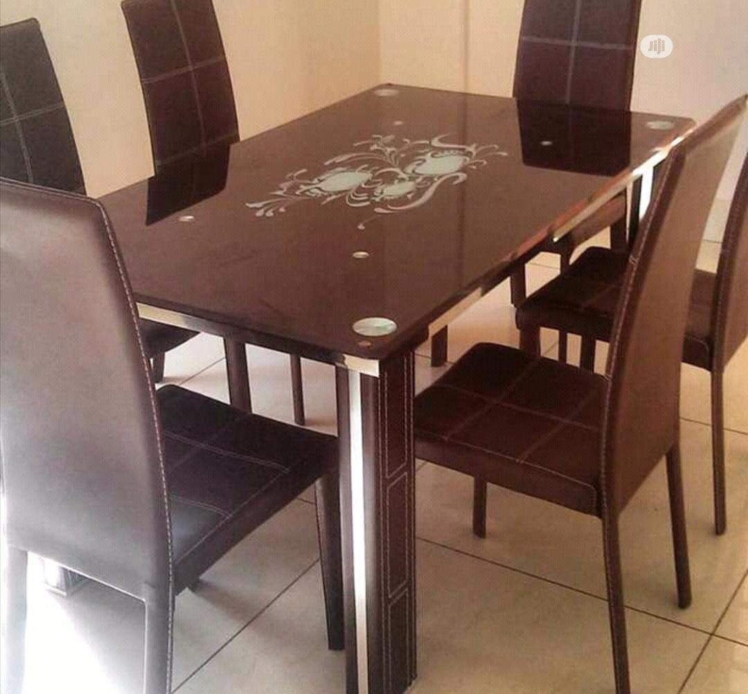 Complete Set of Dining Table