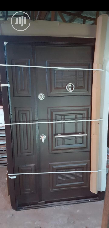 4ft Armored Luxury Turkish Security Door