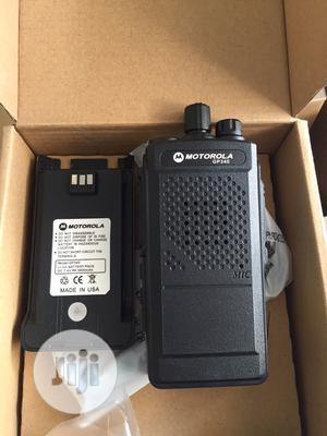 Hybrid Motorola GP340 Two Way Radio Walkie Talkie--- New | Audio & Music Equipment for sale in Lagos State, Ikeja