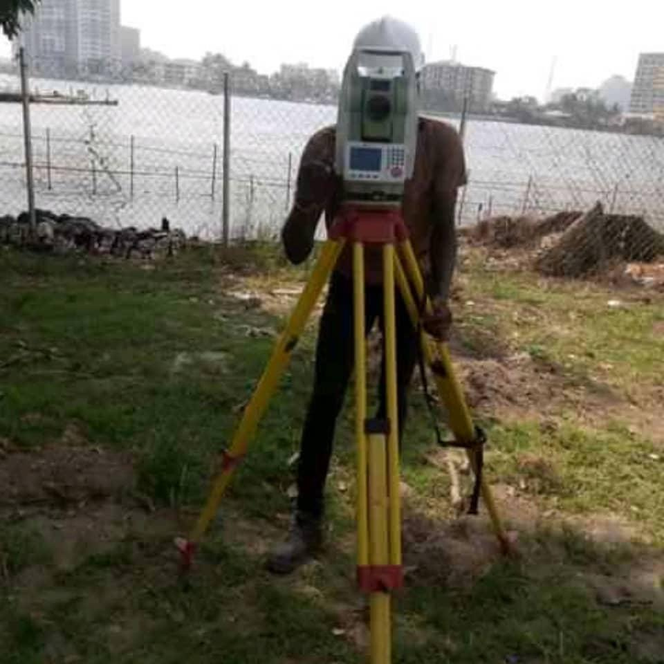 Land Survey To Chart And Check Land Before You Buy | Building & Trades Services for sale in Ibeju, Lagos State, Nigeria