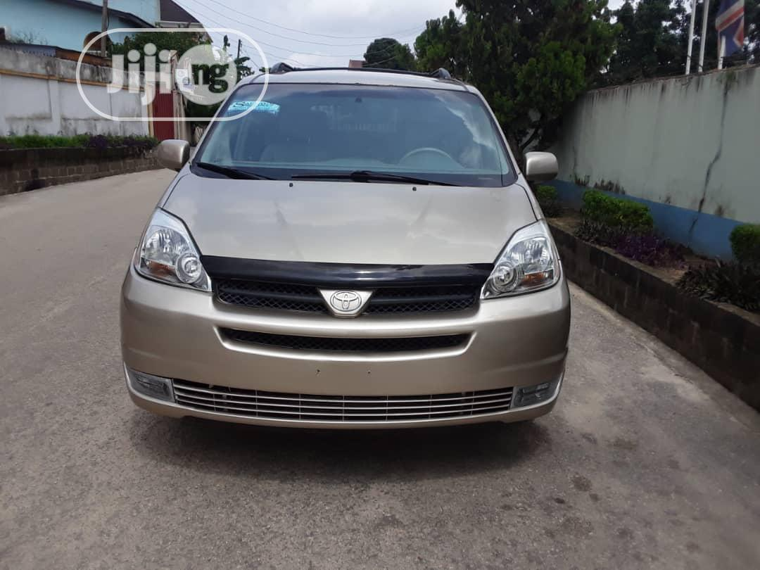 Archive Toyota Sienna 2005 Xle Gold In Gbagada Cars Banky Moore Jiji Ng For Sale In Gbagada Banky Moore On Jiji Ng