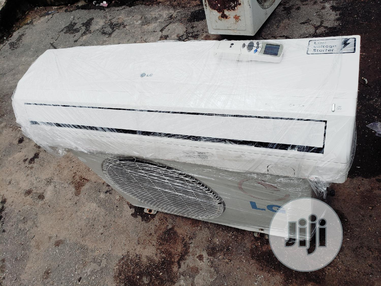 Samsung 1.5hp , LG 1.5hp Split Air Conditioner Low Voltage | Home Appliances for sale in Lagos Island (Eko), Lagos State, Nigeria