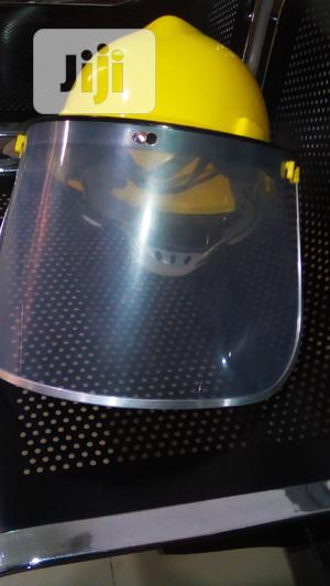 Imported Face And Head Shield   Safetywear & Equipment for sale in Lagos State, Surulere