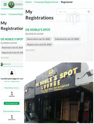 Company Registration With Corporate Affairs Commission | Legal Services for sale in Lagos State, Ajah