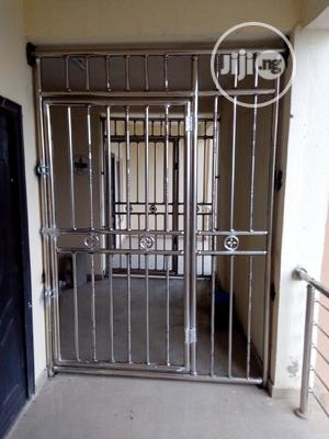 Stainless Handrail With Burglary   Building Materials for sale in Abuja (FCT) State, Jabi