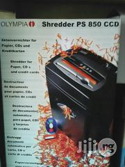 Durable Olympia Paper Shredder   Stationery for sale in Lagos State, Victoria Island