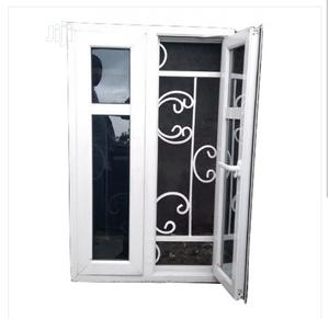 Casement Window With Burglary And Net.   Windows for sale in Abuja (FCT) State, Lugbe District