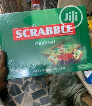 Big Scrabble Game