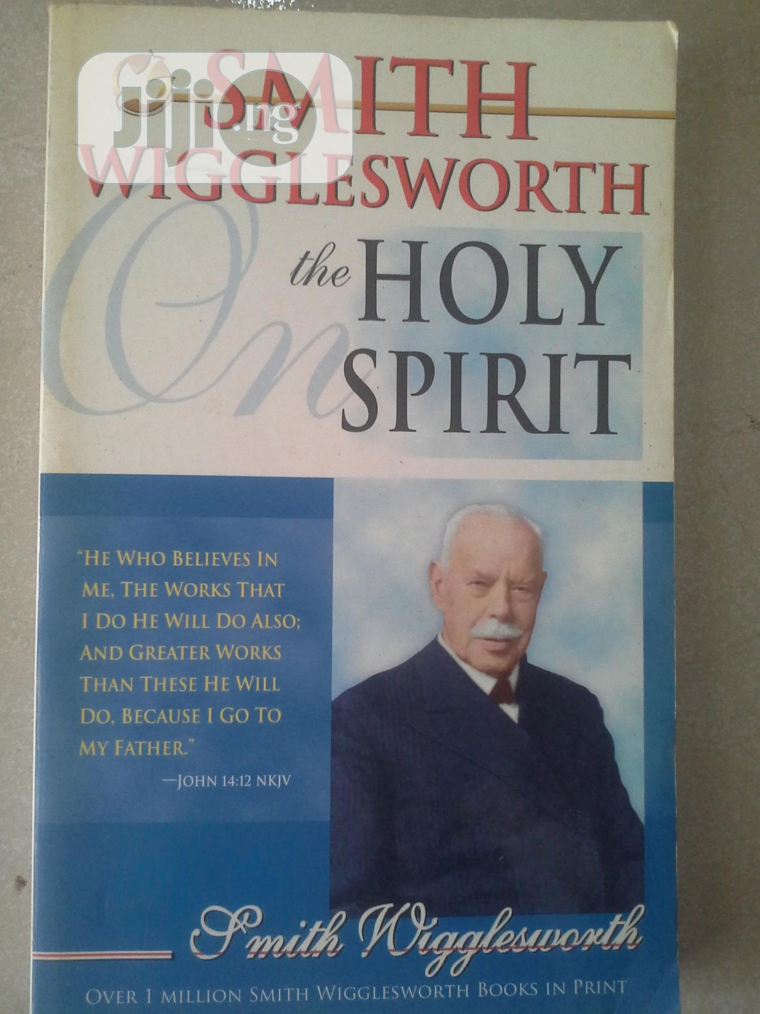 Archive: On The Holy Spirit (Fairly-used)