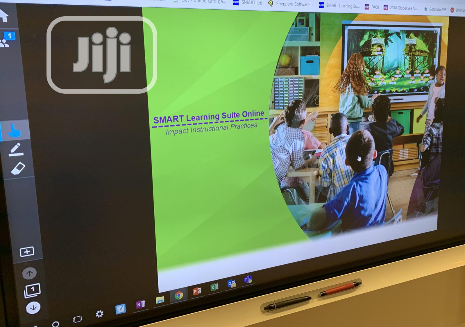 SMART Board Interactive Flat Panel Displays Pro Series | Computer & IT Services for sale in Ikeja, Lagos State, Nigeria