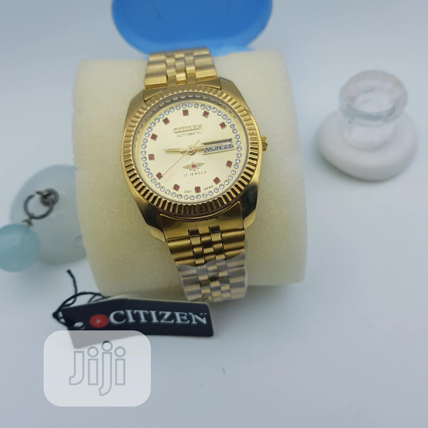 Quality Citizen Watch