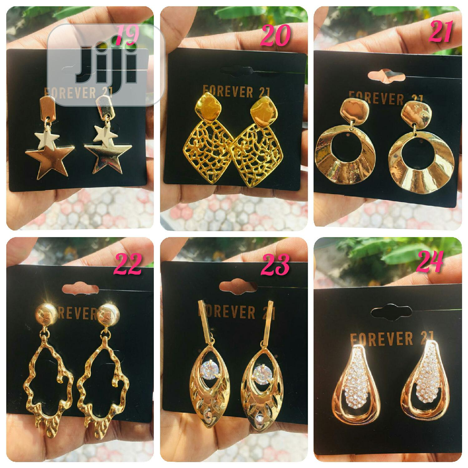Tovivans Dressy Fashion Earrings | Jewelry for sale in Ikeja, Lagos State, Nigeria