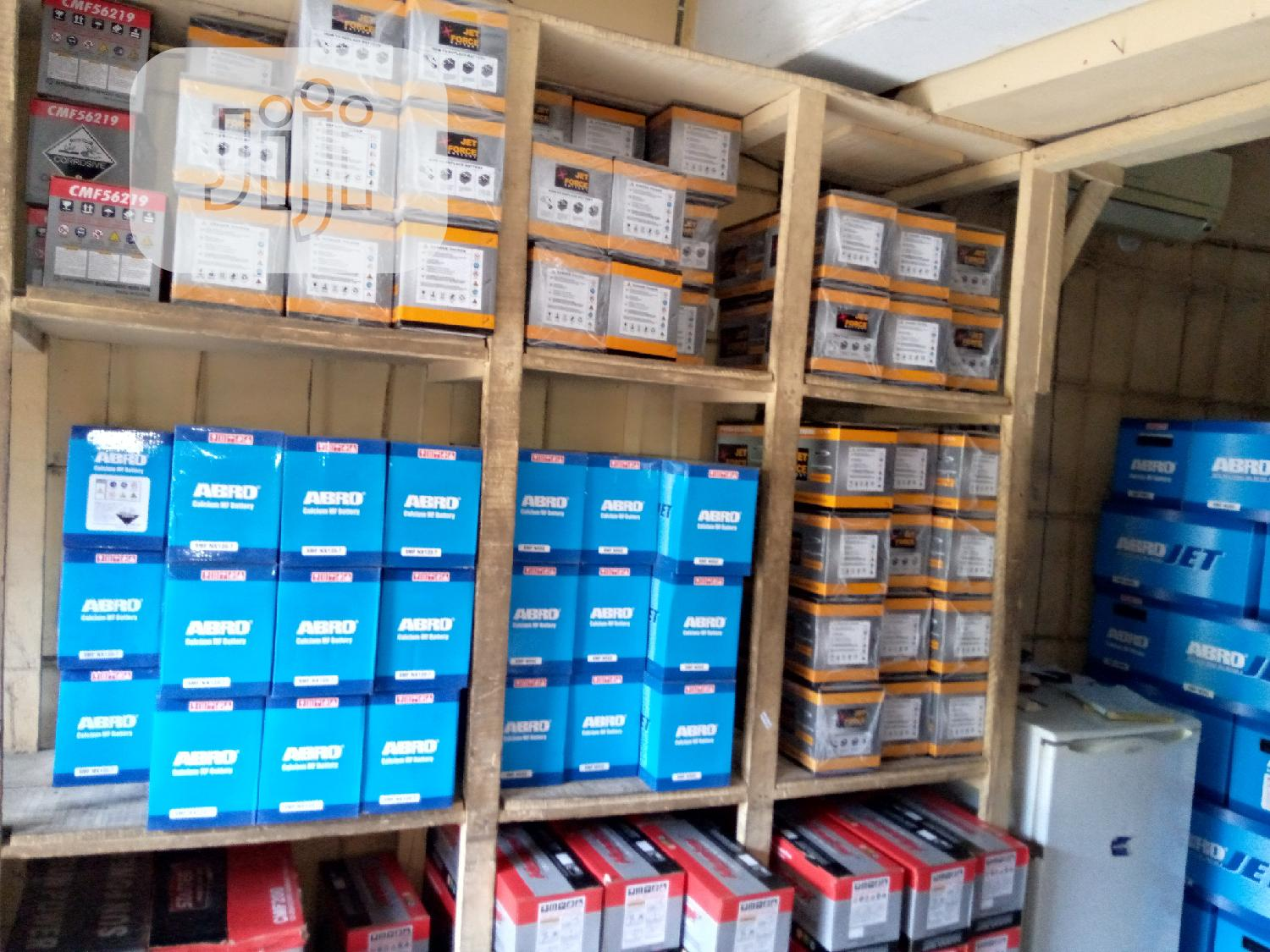 Dry Cell Korea Battery And China Battery For Cars And Jeeps