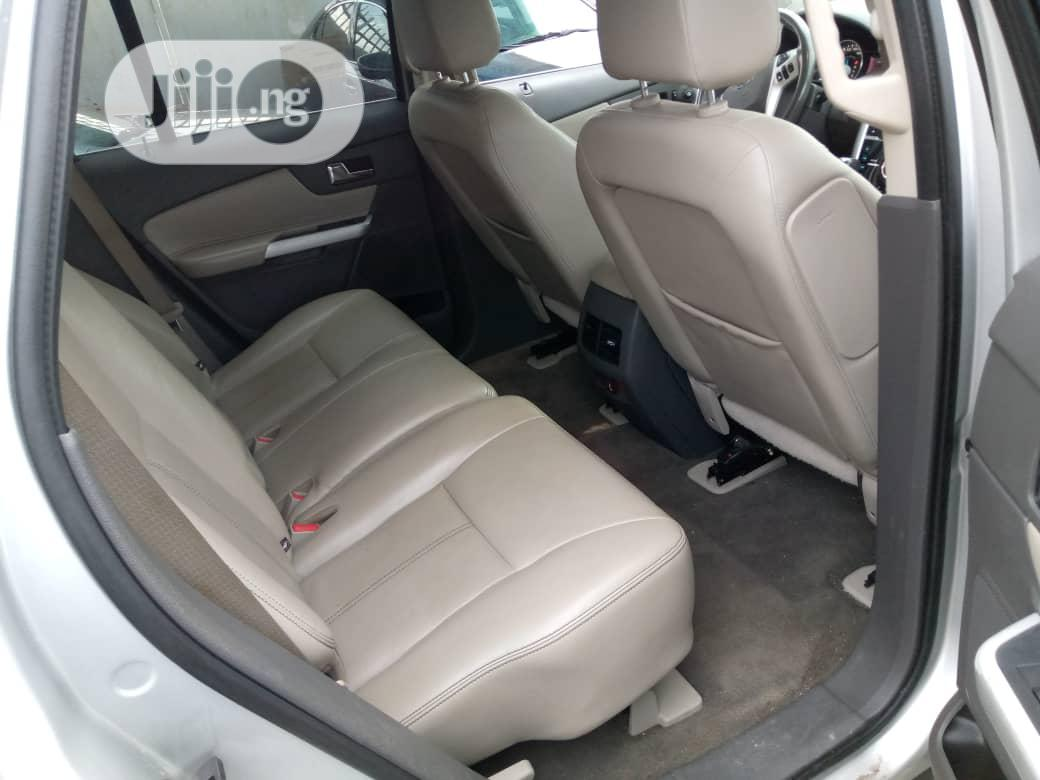 Ford Edge 2012 Silver | Cars for sale in Lekki, Lagos State, Nigeria