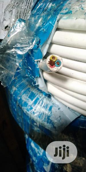 4 Mm 3 Core Flexible Cable   Electrical Equipment for sale in Lagos State, Lagos Island (Eko)