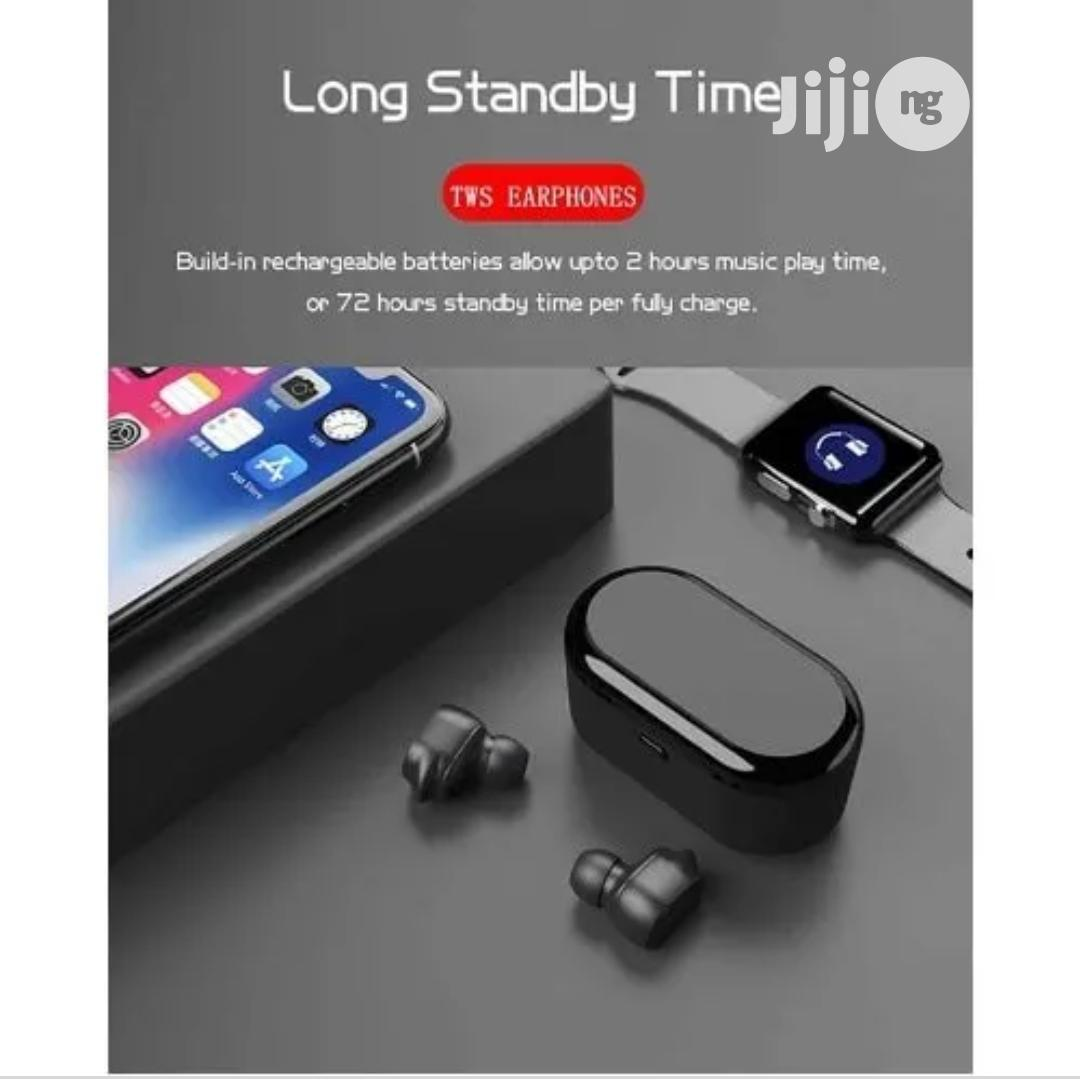 Air 2 Bluetooth Earbuds With Charging Box In Ikeja Headphones Best Price Nigeria Ltd Jiji Ng For Sale In Ikeja Buy Headphones From Best Price Nigeria Ltd On Jiji Ng