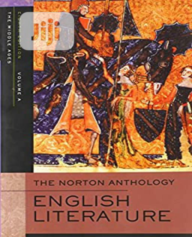 Norton Anthology Of English Literature Set