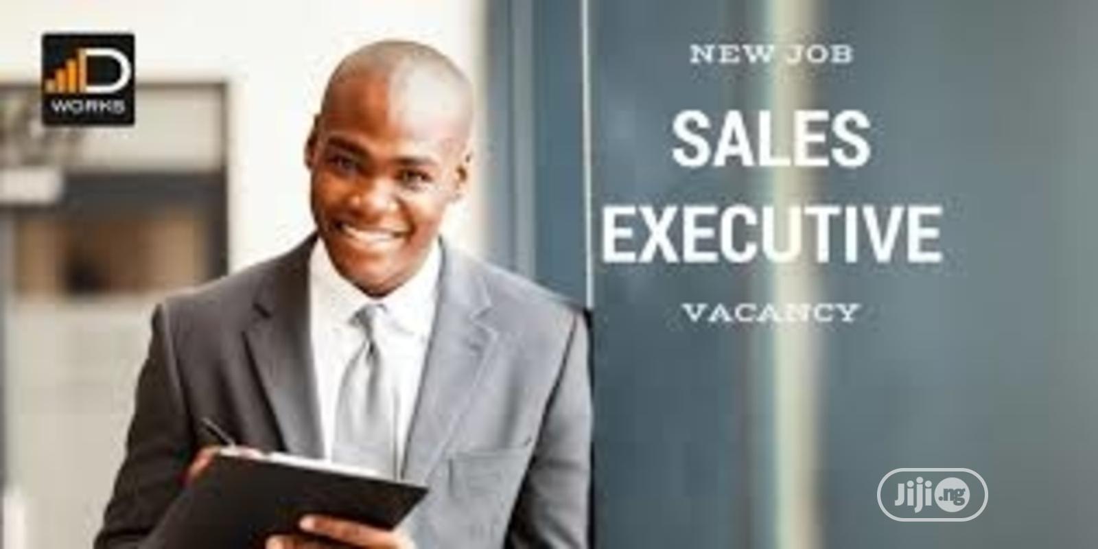 Archive: Sales Executive