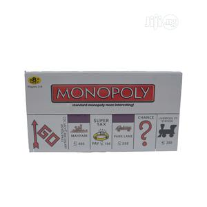 Monopoly For Kids   Books & Games for sale in Lagos State, Agege