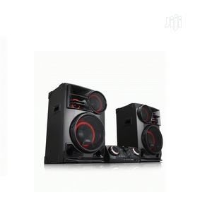 LG Audio Hi-fi System Xboom (Aud 98cl) | Audio & Music Equipment for sale in Lagos State, Alimosho