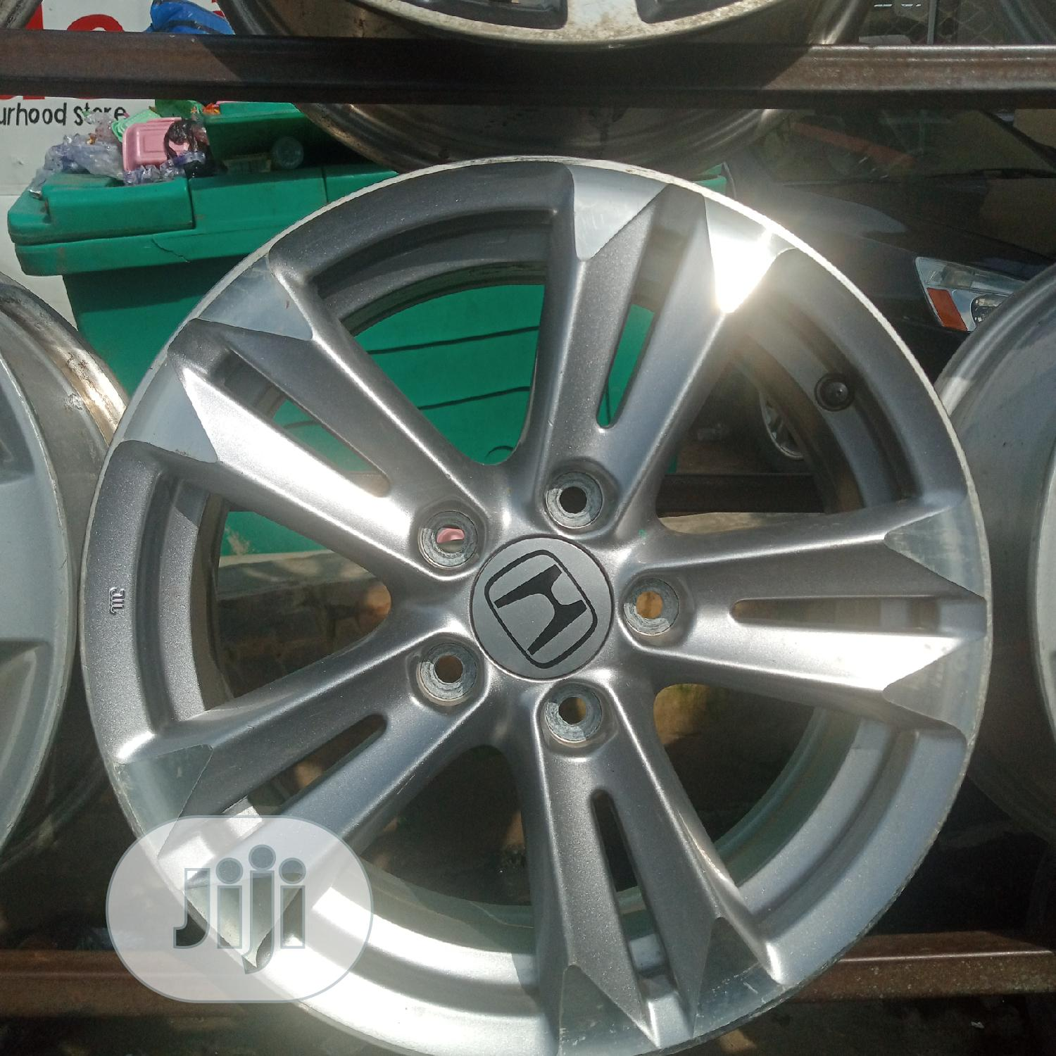16 Rim For Honda | Vehicle Parts & Accessories for sale in Mushin, Lagos State, Nigeria