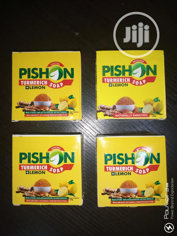 Pishon Turmeric Soap