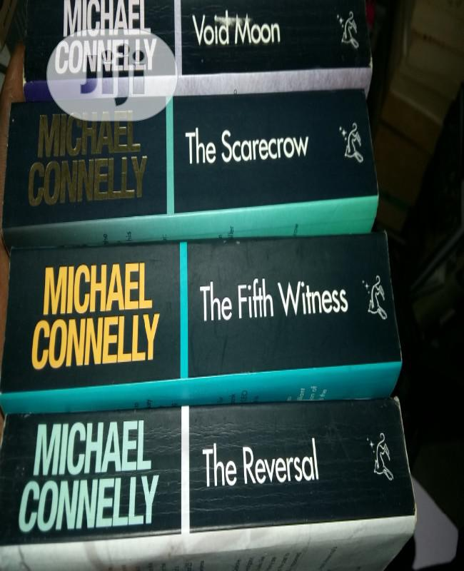 Michael Connelly Novel's