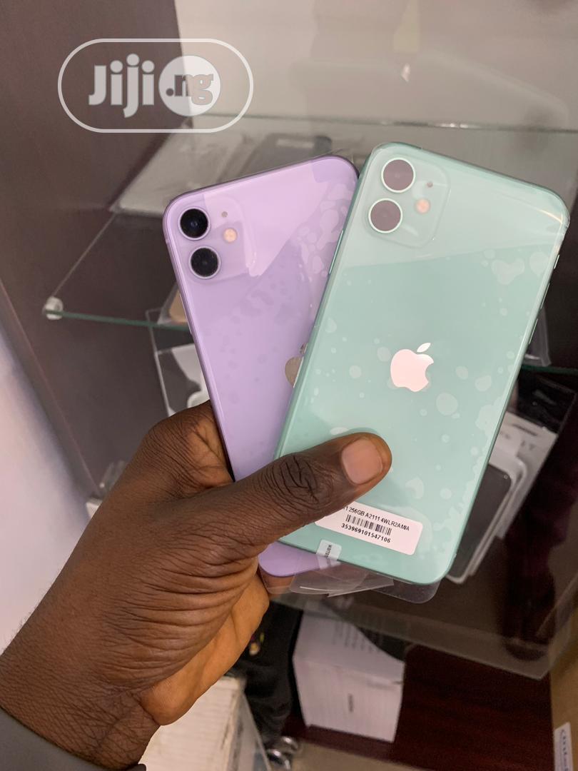 Apple iPhone 11 256 GB   Mobile Phones for sale in Ikeja, Lagos State, Nigeria