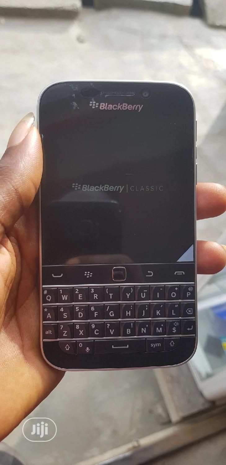 BlackBerry Classic 16 GB Black
