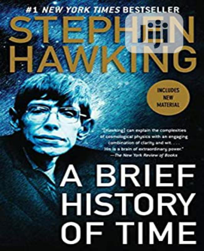 A Brief History Of Our Time By Stephen Hawking