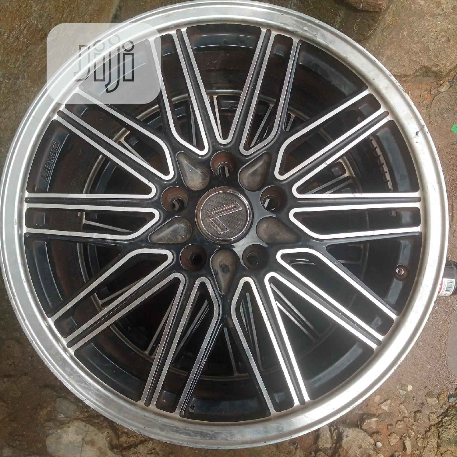 17 Rim For Honda | Vehicle Parts & Accessories for sale in Mushin, Lagos State, Nigeria