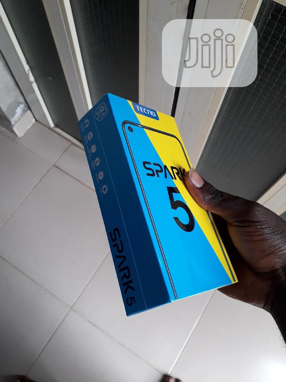 Archive: New Tecno Spark 5 32 GB Blue