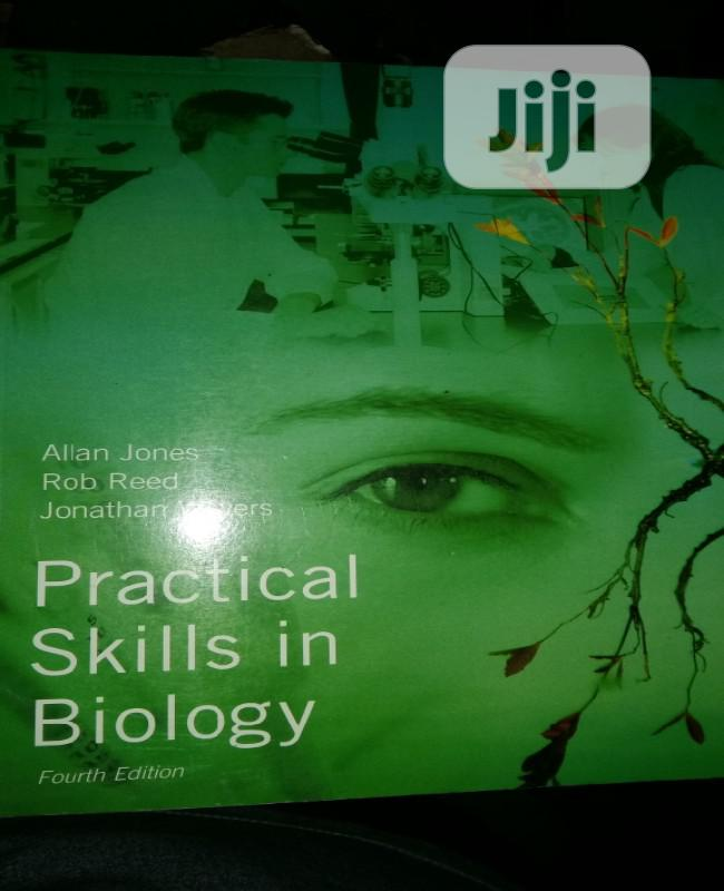 Practical Skills In Biology By Jones And Reed