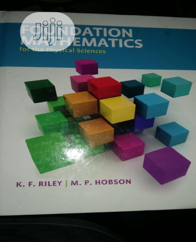 Fundation Mathematics By Riley And Hobson