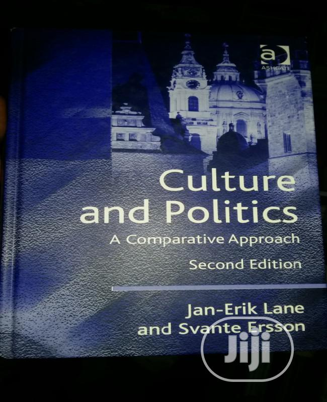 Culture And Politics By Lane And Ersson