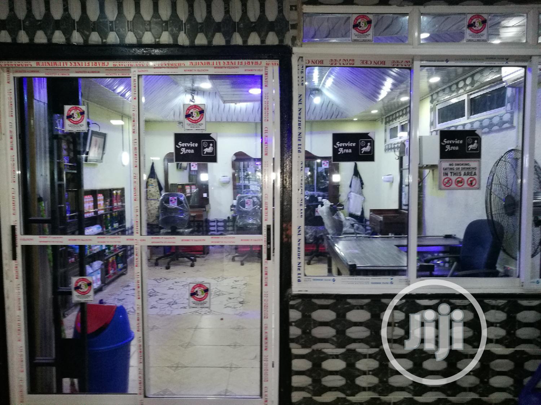 Archive: Barbing Sallon for Sale