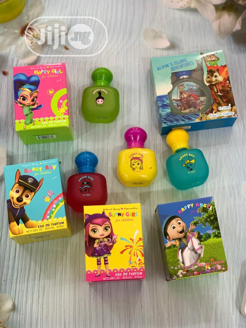 Archive: Perfumes For Kids