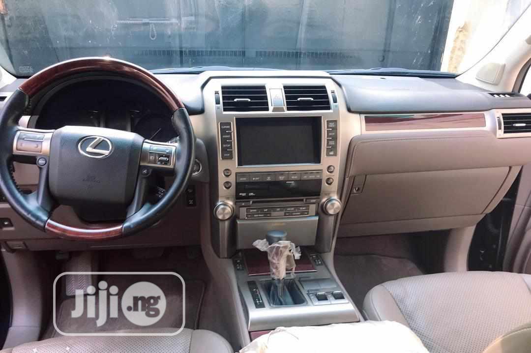 Lexus GX 2011 460 Black | Cars for sale in Lekki Phase 2, Lagos State, Nigeria