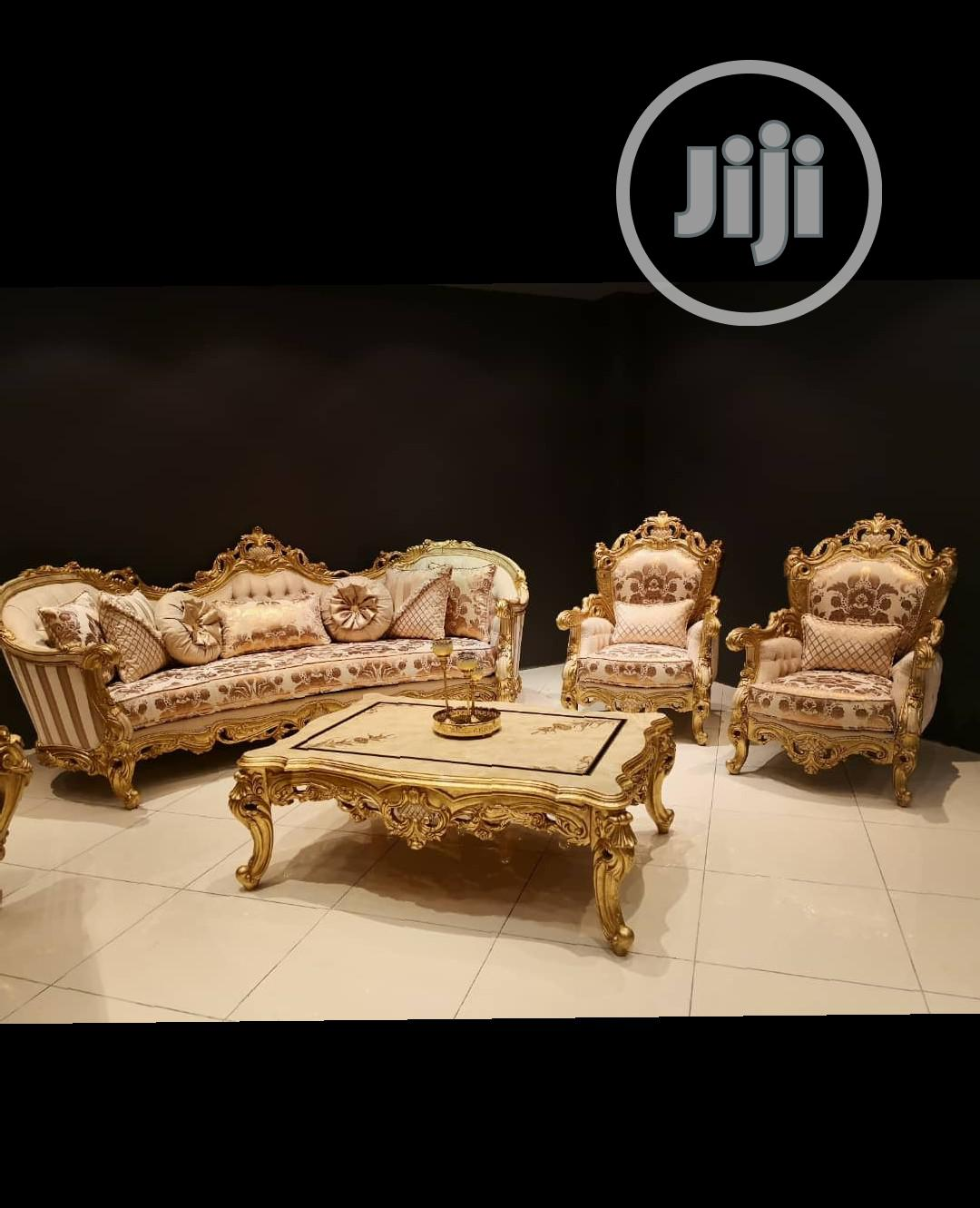 Gold Sofa Set Of Chairs